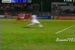Skrót CD Águila <b>1-1</b> Juventud Independiente