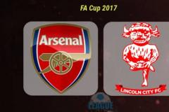 Skrót Arsenal <b>5-0</b> Lincoln
