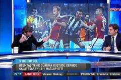 Skrót Besiktas <b>2-1</b> Galatasaray