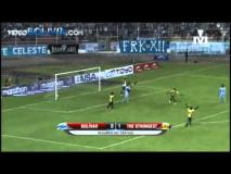 Skrót Bolivar <b>0-1</b> The Strongest La Paz