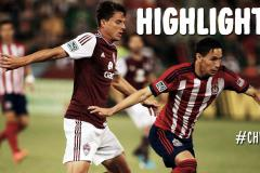 Skrót CD Chivas USA <b>2-1</b> Colorado Rapids