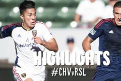 Skrót CD Chivas USA <b>1-0</b> Real Salt Lake