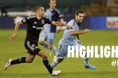 Skrót DC United <b>0-0</b> Kansas City Wizards