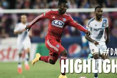 Skrót FC Dallas <b>2-1</b> LA Galaxy