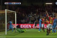 Skrót Go Ahead Eagles <b>1-0</b> Willem II