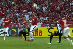 Skrót Internacional <b>2-1</b> Atletico MG