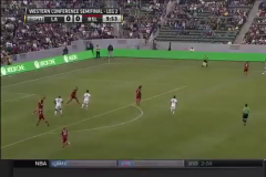 Skrót LA Galaxy <b>5-0</b> Real Salt Lake