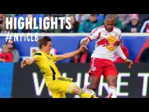 Skrót New York Red Bulls <b>1-3</b> Columbus Crew