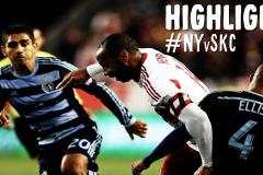 Skrót New York Red Bulls <b>2-1</b> Sporting Kansas City