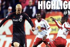 Skrót New York Red Bulls <b>3-1</b> Toronto FC
