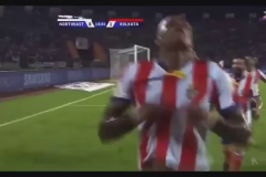 Skrót Northeast United FC <b>0-2</b> Atletico de Kolkota