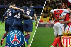 Skrót Paris Saint-Germain <b>5-0</b> Monaco