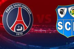 Skrót Paris Saint-Germain <b>5-0</b> SC Bastia