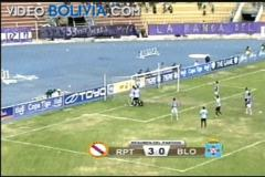 Skrót Real Potosi <b>3-0</b> Blooming