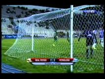 Skrót Real Potosi <b>2-3</b> Club Petrolero