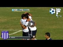 Skrót CD Águila <b>0-2</b> Juventud Independiente