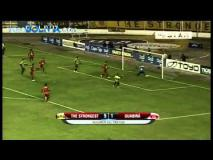 Skrót The Strongest La Paz <b>5-1</b> Guabira