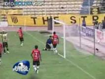 Skrót The Strongest La Paz <b>3-1</b> Jorge Wilstermann