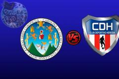Skrót Universidad SC <b>0-3</b> Deportivo Heredia