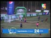 Skrót Universidad SC <b>1-3</b> CSD Municipal
