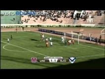 Skrót Universitario <b>1-1</b> San Jose