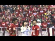 Skrót Urawa Red Diamonds <b>0-2</b> Gamba Osaka