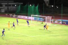 Skrót Singapore Armed Forces FC <b>1-0</b> Brunei DPMM